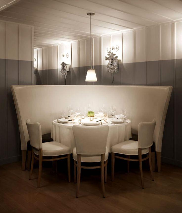 Luxury Romantic Restaurant Furniture Design Asia De Cuba West Hollywood  California