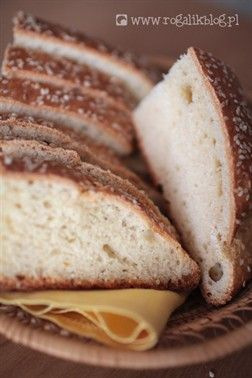 Wheat Bread with Sesame Seeds // Chleb pszenny z sezamem