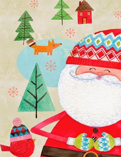 clic de ideias: {10 free printables de Natal} by Virgínia Vilela