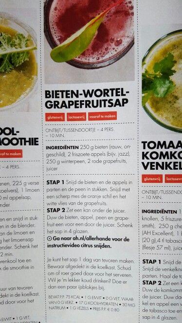Bieten-wortel-grapefruitsap