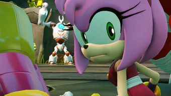Amy Rose is one of the main characters in the Sonic Boom series. She is an anthropomorphic pink...