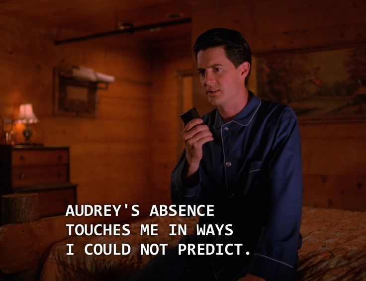 Twin Peaks Pie Quote: 17 Best Twin Peaks Quotes On Pinterest