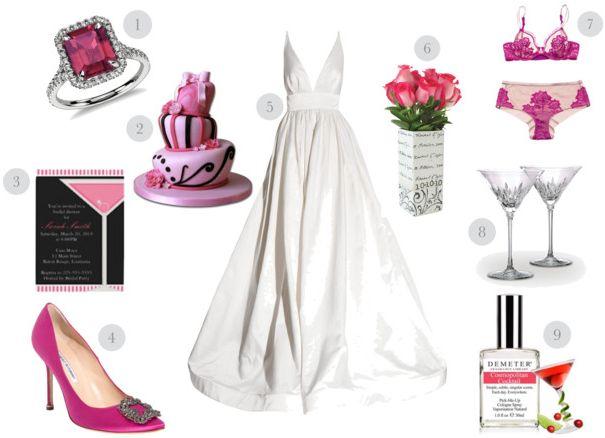 Best 25 pink diamond wedding cakes ideas on pinterest pastel pink diamond wedding cakes - Vera wang martini glasses ...
