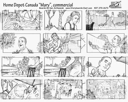 76 best Storyboards images on Pinterest Film making, Animation - commercial storyboards