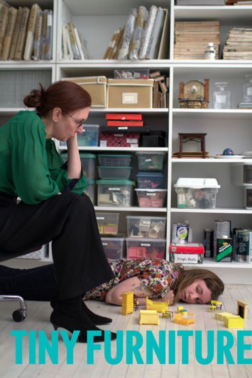 Tiny Furniture - Lena Dunham. So wonderful! My first Dunham film and my first film of 2013. It's going to be a great year :)