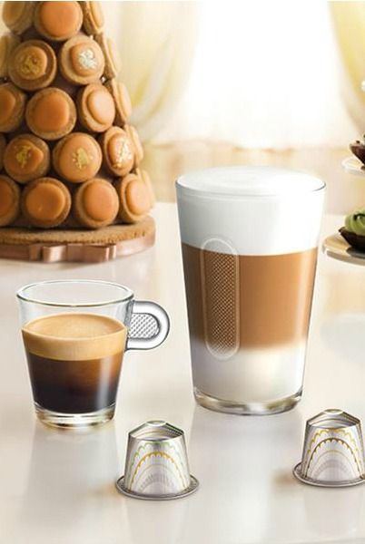 Nespresso Variations | These exquisite and exclusive delights are inspired by the world's favorite desserts. Click here to see all three Grand Crus.