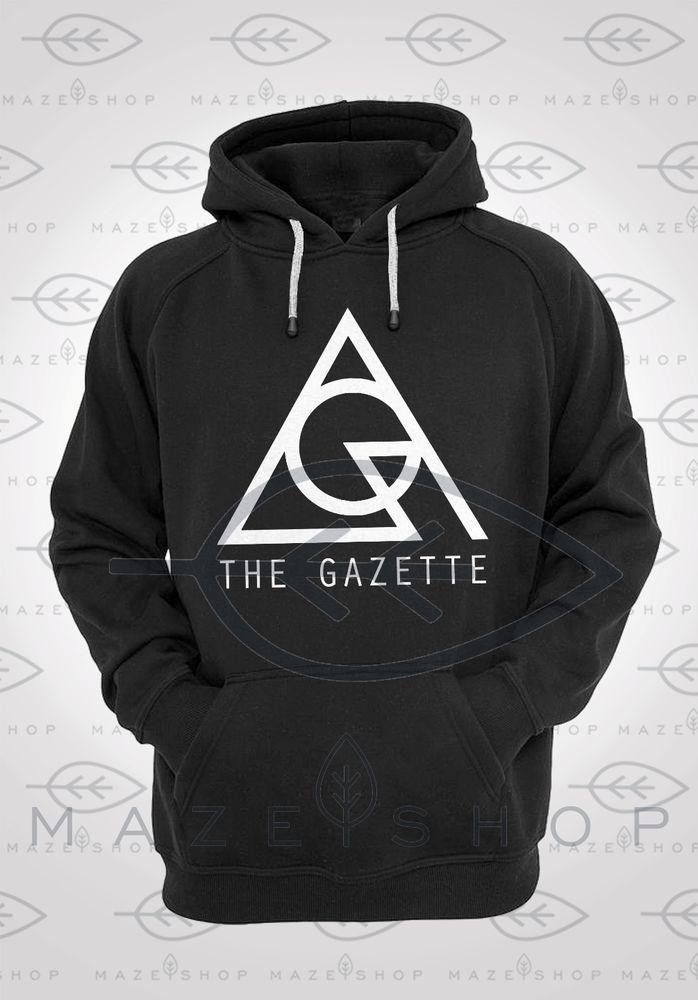 The Gazette Hoodie Loudness One Ok Rock BabyMetal XJapan Galneryus Vamps Miyavi #Handmade #Hoodie