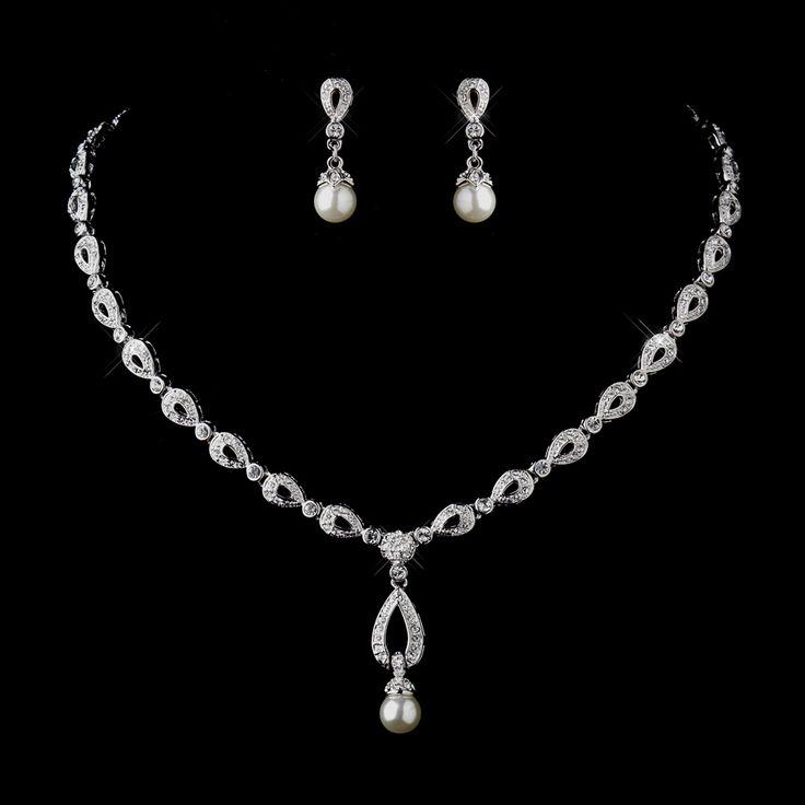 21 best Vintage Bridal Jewelry Sets images on Pinterest Bridal