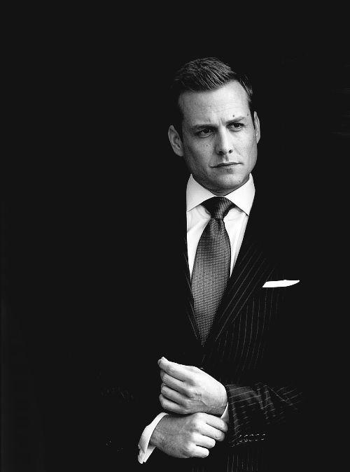 Harvey Specter Gabriel Macht #Suits