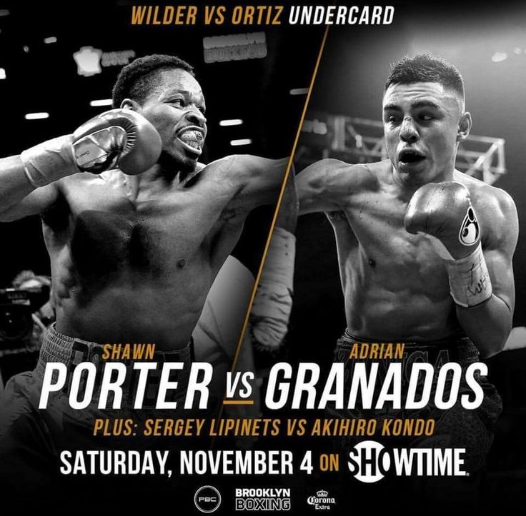 @IonicM_Minerals is proud to sponsor Shawn Porter on #Nov.4 #BarclaysCenter #PorterGranados Everyone needs #minerals to perform at peak efficiency. Only the best for the best #athlete #boxing www.ionicm.com