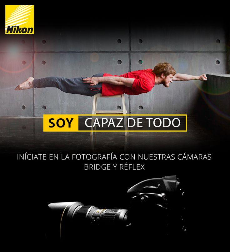 Nikon fabrica cámaras fotográficas, prismáticos, microscopios, e instrumentos de medición. Nikon Corporation actualmente uno de los líderes en el sector de la fotografía y de la óptica es una sociedad japonesa fundada en 1917.