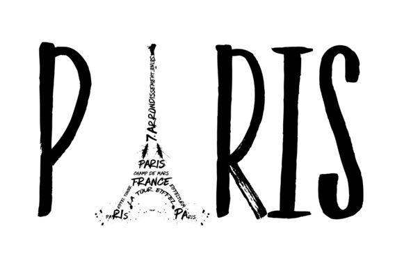 Neu in meiner Galerie bei OhMyPrints: PARIS Typografie   #Paris #Typografie #Typography #modern #dekorativ #minimalistic #minimalistisch #Schrift #Minimalismus #wall #art #home #decor