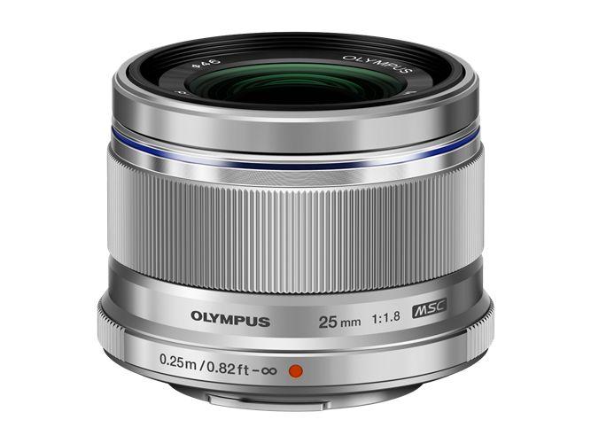 Olympus Shop - M.ZUIKO DIGITAL 25mm 1:1.8  - Objectifs - Objectifs OM-D & Olympus PEN