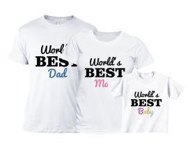 Set tricouri Familie - Familia mea