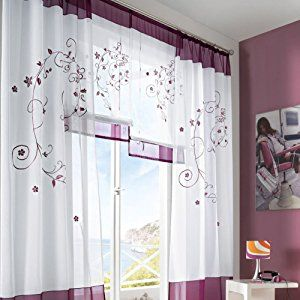 fastar cortinas salon modernas cortinas pastorales de bordado para dormitorio sala de estar sala