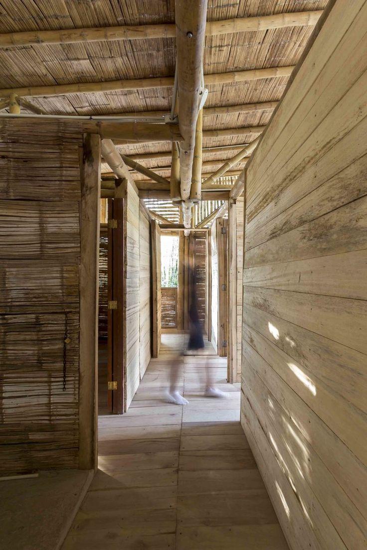 Casa de Bambú en Manabí, Ecuador - Arquitectura Vernácula 4
