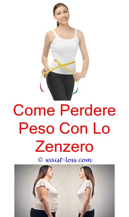 perdere peso alle gambe