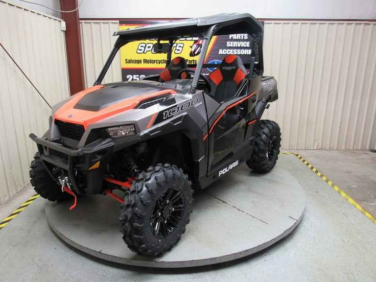 New 2017 Polaris GENERAL 1000 Deluxe   POWER STEERIN ATVs For Sale - extended service contract