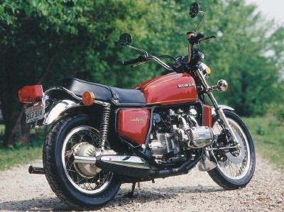 1975 Honda GL1000 Gold Wing - HowStuffWorks