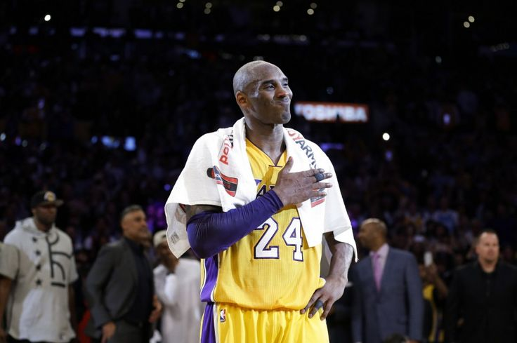 Kobe Bryant scores 60 points in his final NBA game: Photos, video highlights, player tributes   OregonLive.com