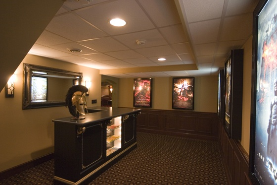 17 Best images about Home Theaters Gyms on Pinterest