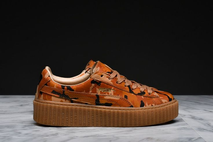 55 best puma creepers by rihanna images on pinterest. Black Bedroom Furniture Sets. Home Design Ideas