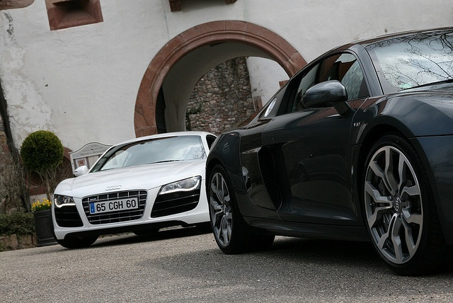 The @Audi #WantAnR8 waiting game...