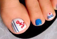 18 Super Chic Toenail Designs for Summer!