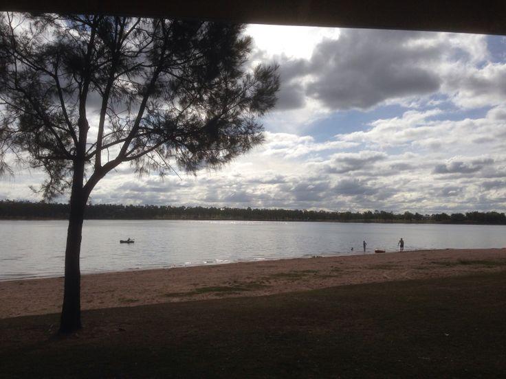 Bill Gunn Dam/Lake Dyer, Laidley, Qld