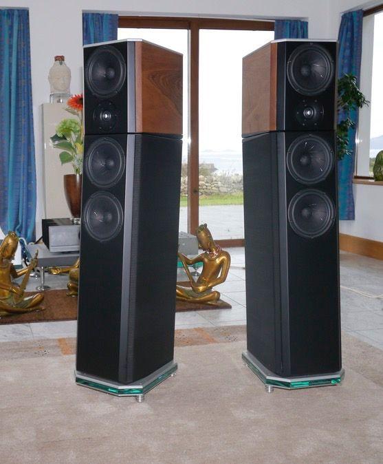 teoharov speakers model 2 speakers pinterest. Black Bedroom Furniture Sets. Home Design Ideas