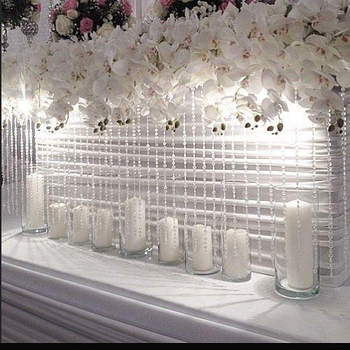 """60 Likes, 1 Comments - WEDDING & EVENT DECORATOR (@karolinaweddingdecor) on Instagram: """"Оформление Фуршета для церемонии Выкуп Невесты"""""""