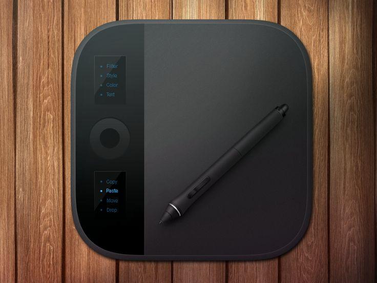 http://dribbble.com/shots/1285034-Wacom-icon?list=users