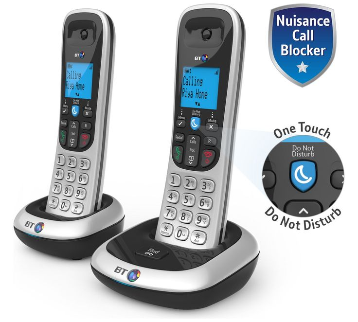 Buy BT 2200 Cordless Telephone - Twin at Argos.co.uk, visit Argos.co.uk to shop online for Telephones, Telephones and accessories, Technology