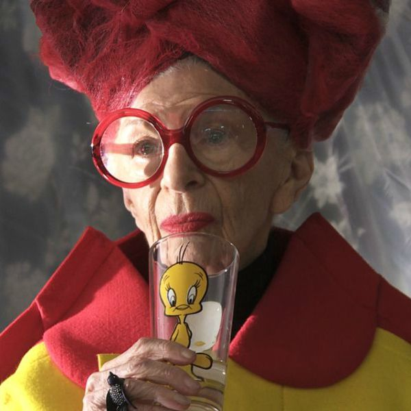 Link About It: The Life and Style of Iris Apfel