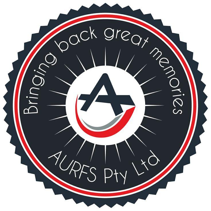 Bringing back great memories, AURFS Badge