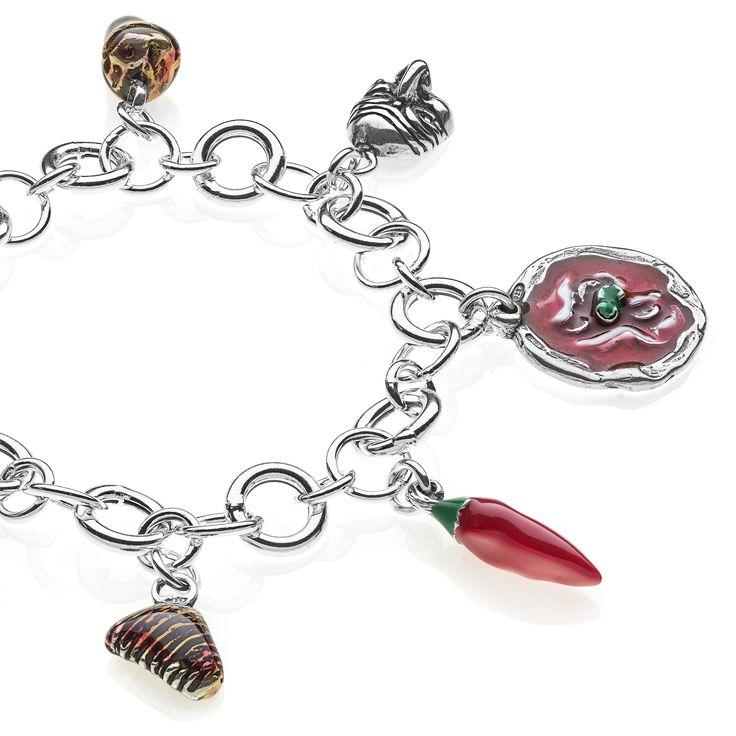 Sterling Silver Luxury Bracelet - 249 Euro Free worldwide shipping over 99 Euro