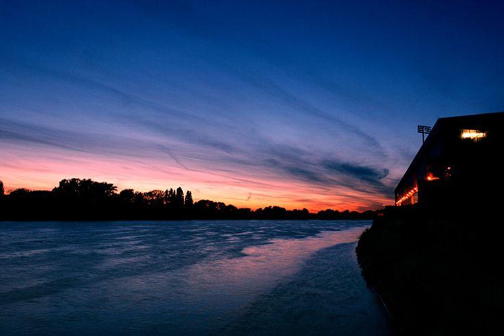 Sunset in Fulham