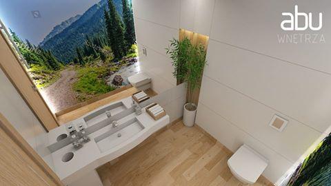 bathroom in restaurant