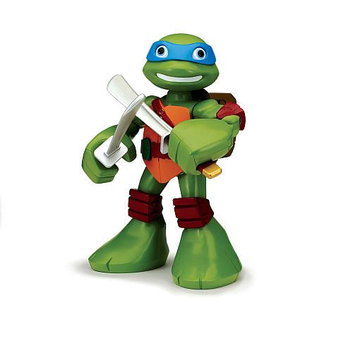 Ninja Toys For Boys : Teenage mutant ninja turtles inch action figure