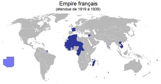 Empire français 1919-1939