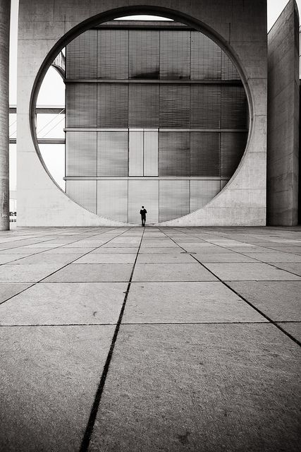 #Architecture - The Pensieren Circle by Marie Elisabeth Lüders Haus (photo by Riccardo Romano)                                                                                                                                                     Mehr