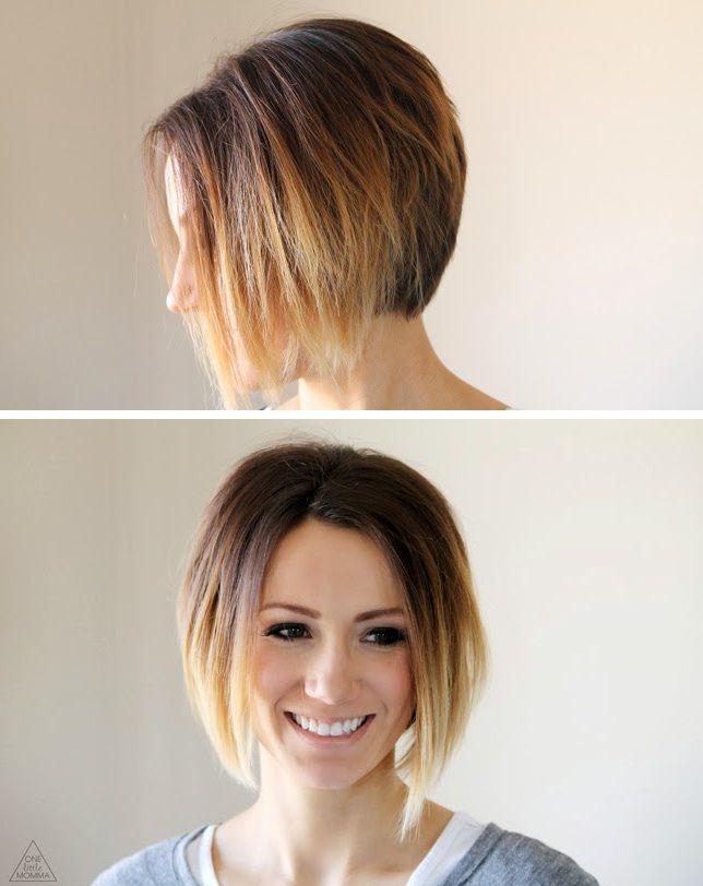 A Line Bob Haircuts 2015