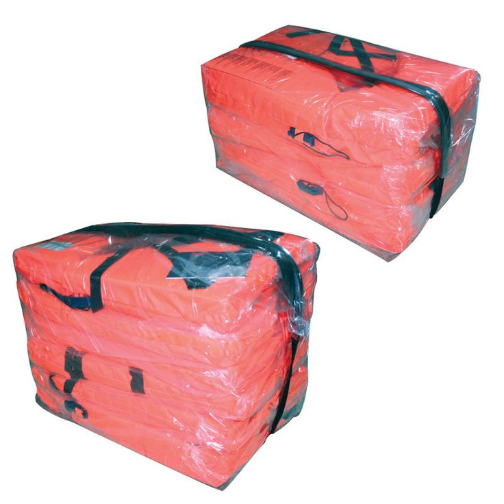 Lifejackets Dry Bag Pack, 4 or 6 items x 70991 (100N) image
