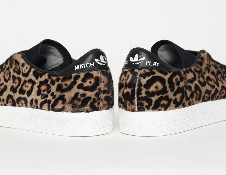 adidas gazelle leopard
