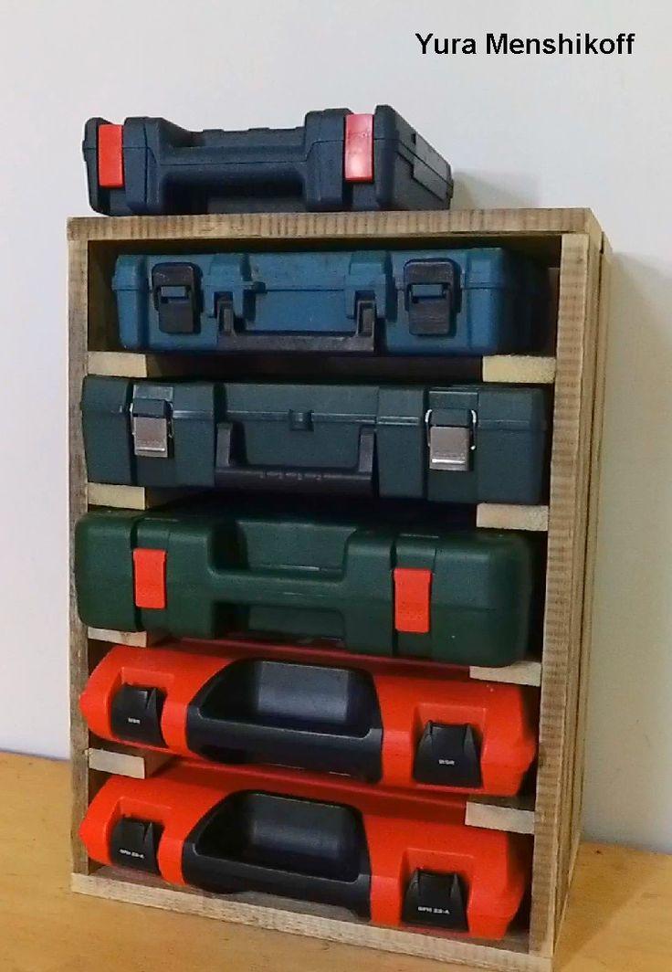 Parafuso organização organizador caso pequenas peças armazenamento armazenamento #Organiser #Organi …   – Hobby Werkstatt