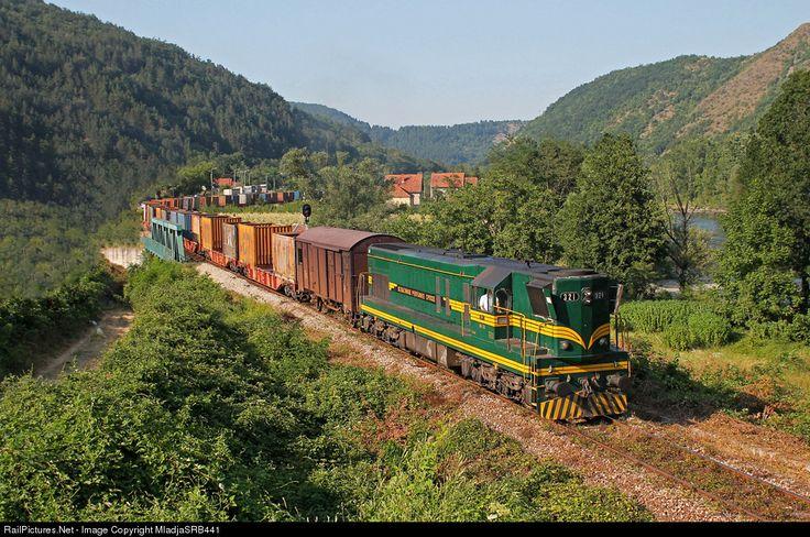 RailPictures.Net Photo: EMD 661-321 ZS - Zeleznice Srbije ZRS 661 at Kraljevo, Serbia and Montenegro by MladjaSRB441