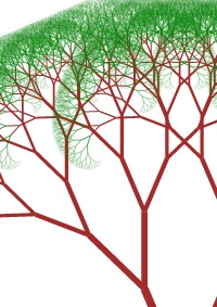 Binary Trees illustrations using js and html5 canvas.