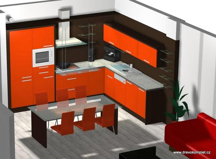 Kuchyne Hanak
