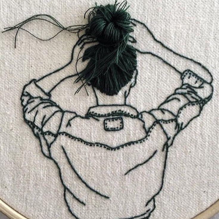Embroidered women - Imgur