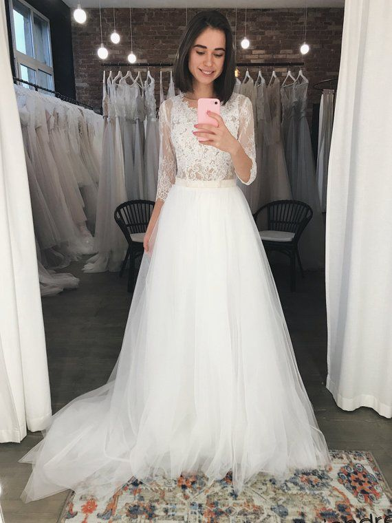 Tulle Wedding Dress Maxi Wedding Dress Tulle Bridal Gown Etsy In 2020 Tulle Prom Dress Maxi Dress Wedding Prom Dresses Long Lace